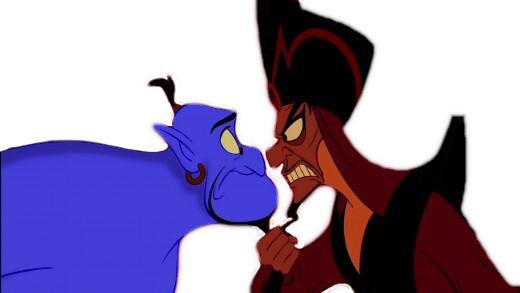 Disney's New Villain
